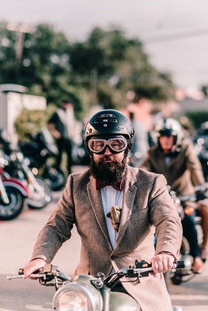 Puerto de la Cruz celebra The Distinguished Gentleman's Ride para concienciar sobre el cáncer de próstata