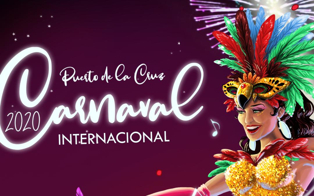 Puerto de la Cruz amplía en un fin de semana los carnavales 2020