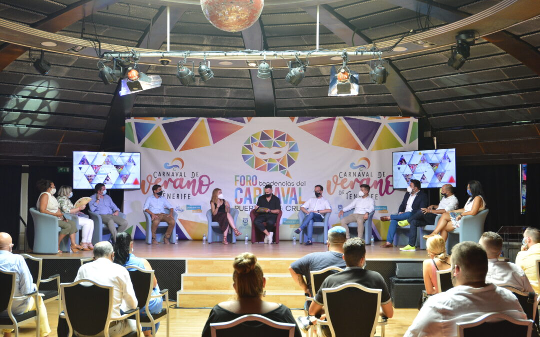 Puerto de la Cruz reúne por primera vez a diez municipios para hablar sobre Carnaval