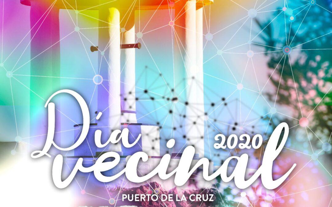 Puerto de la Cruz celebra el lunes 12 de octubre una edición diferente del Día Vecinal 'Tejiendo Ciudadanía'