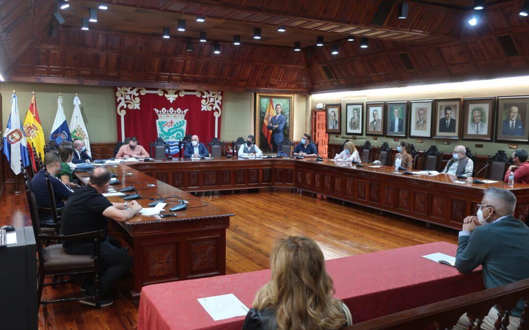 Puerto de la Cruz reúne al Consejo Sectorial de Comercio