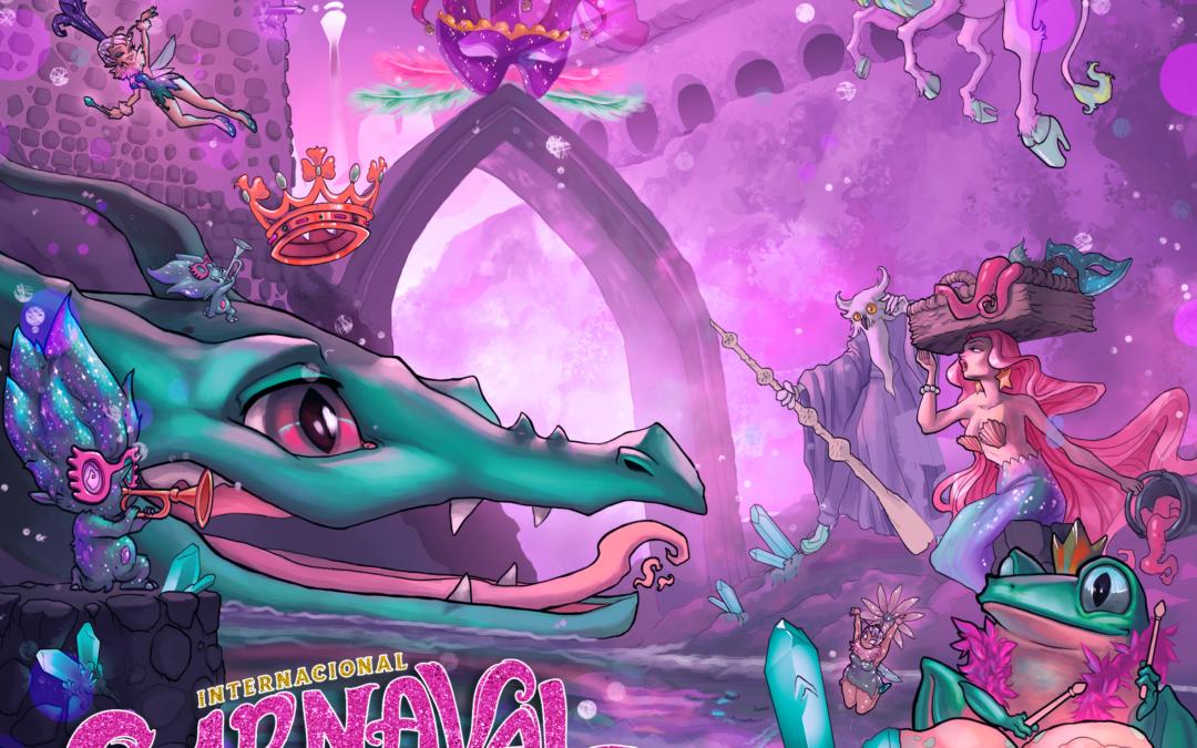 La edición más especial del Carnaval portuense se celebra este año en las redes sociales