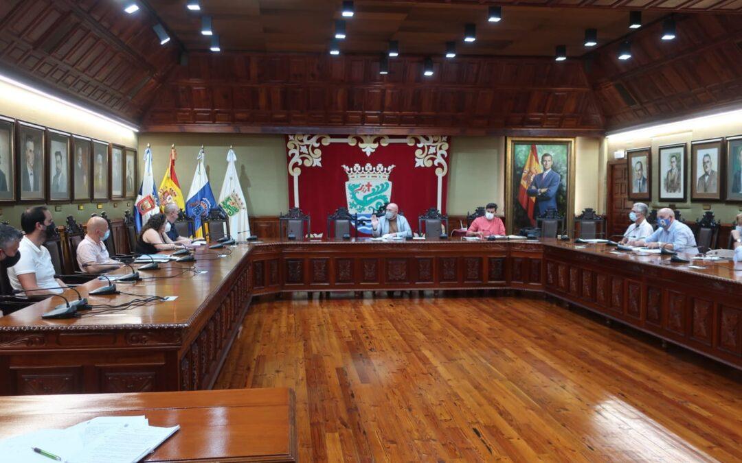 Aprobado inicialmente el nuevo reglamento de Participación Ciudadana de Puerto de la Cruz