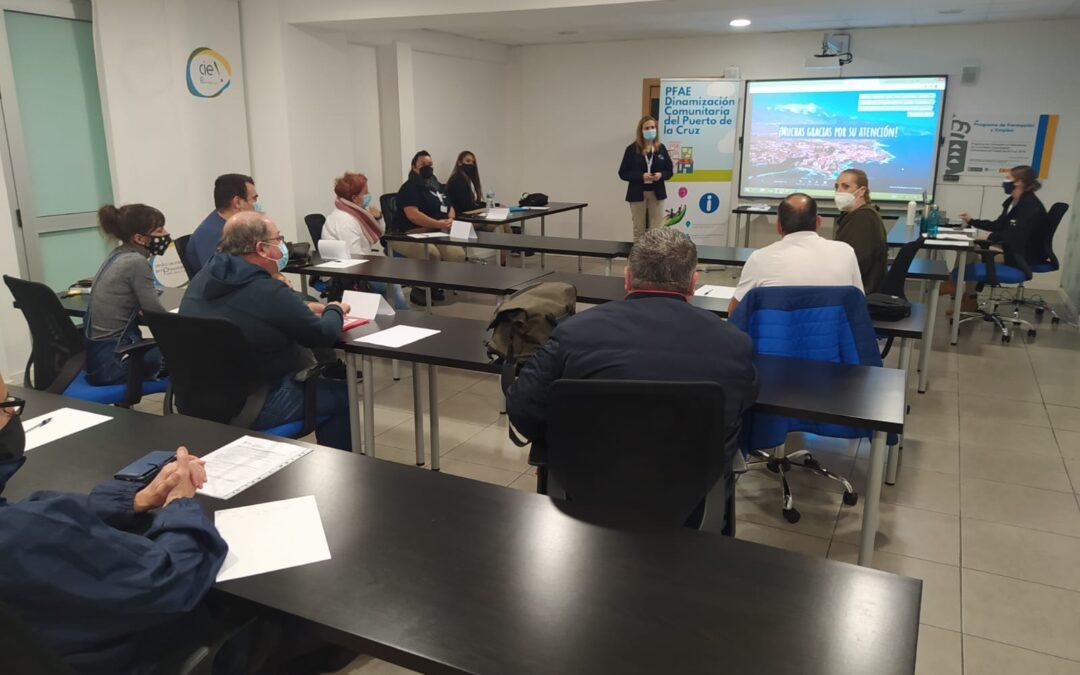 Comienzan los talleres para divulgar el nuevo reglamento municipal de participación ciudadana