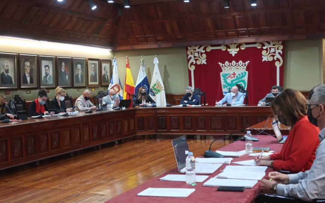 Puerto de la Cruz blinda el área social de su presupuesto que alcanza los 35,8 millones de euros