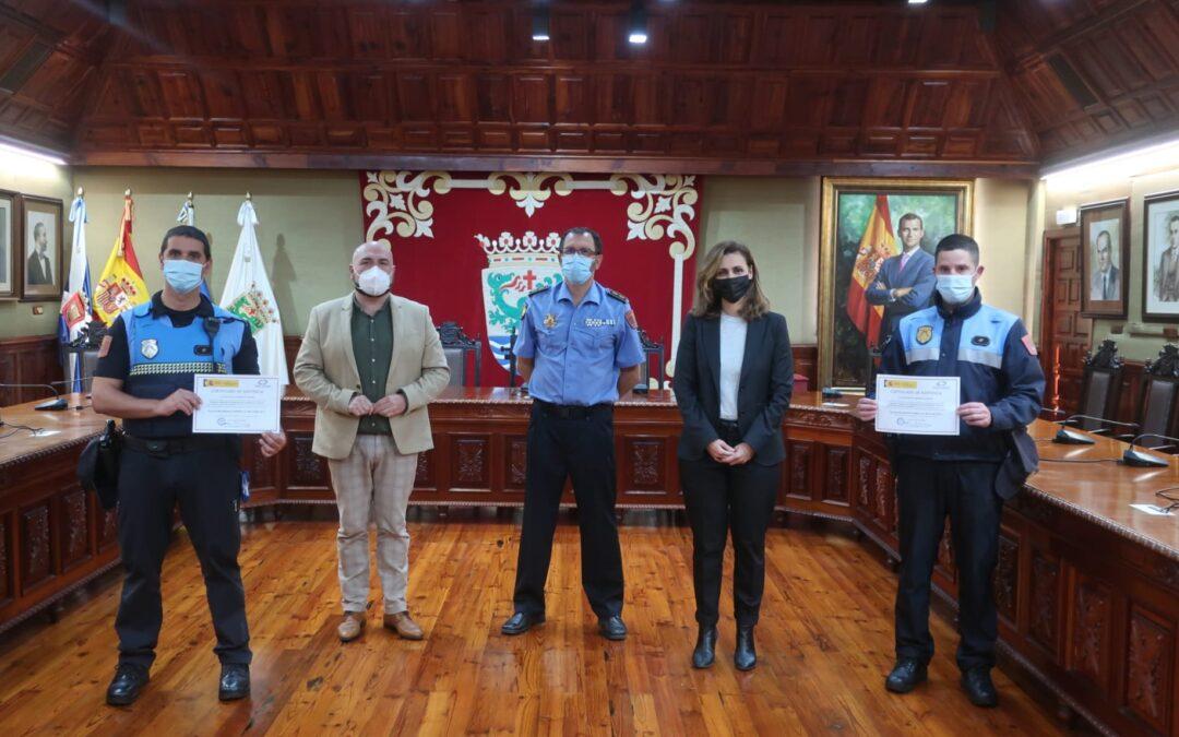 Cinco agentes reciben formación del sistema Viogen en la lucha contra la Violencia de Género