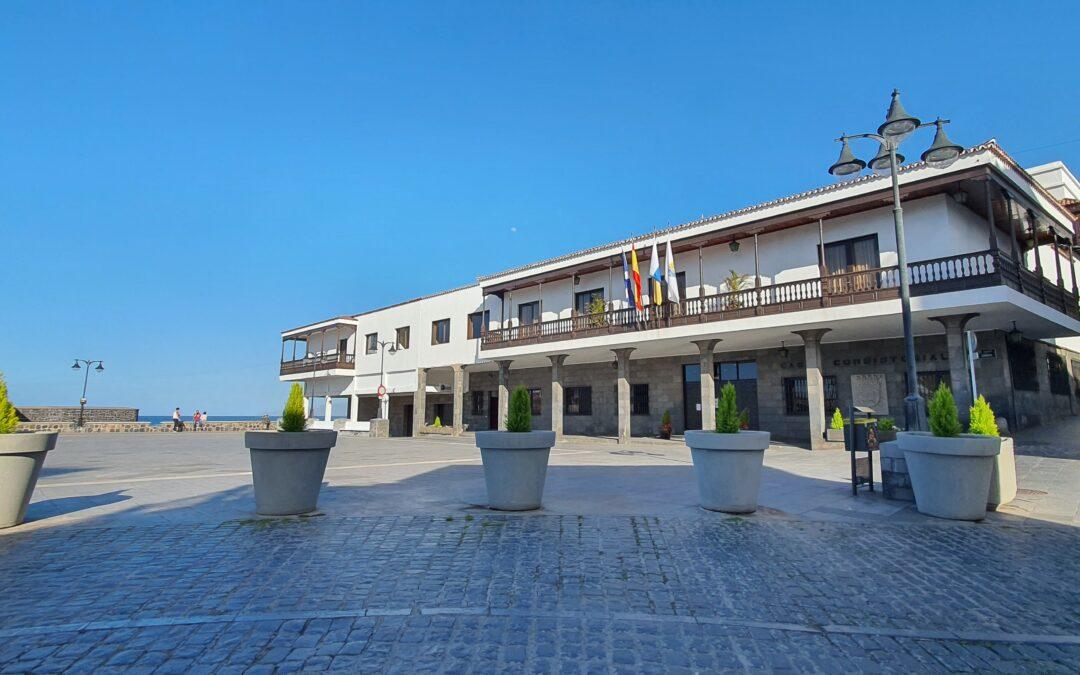 Puerto de la Cruz aprueba su primer reglamento de uso y cesión de sus locales municipales