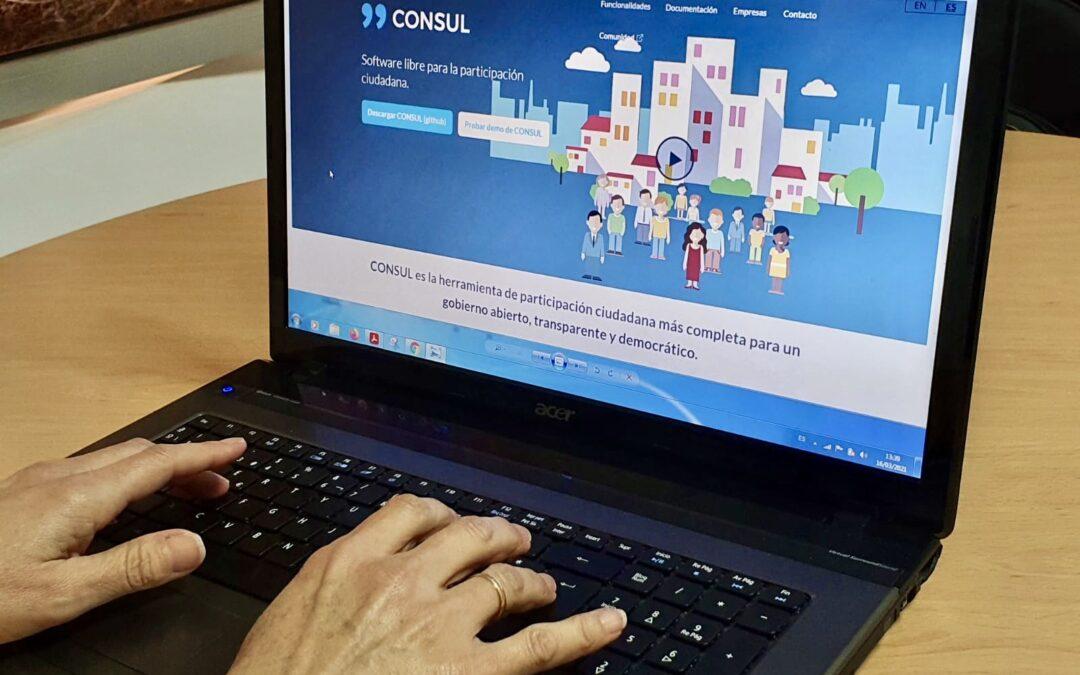 Puerto de la Cruz contará con una plataforma web para facilitar la participación ciudadana
