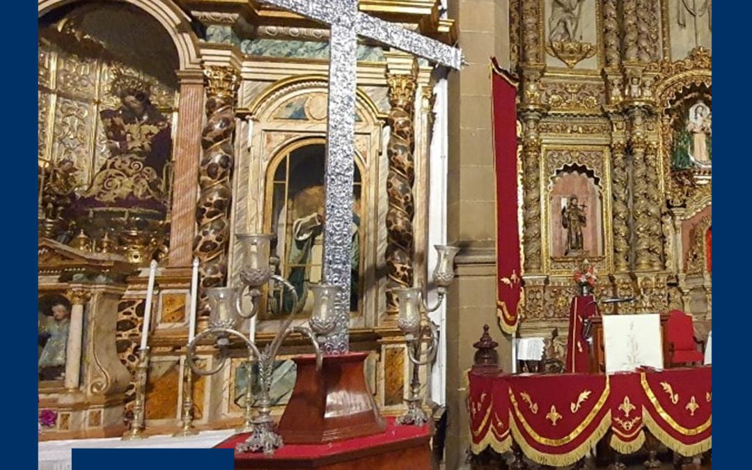 La Cruz de Plata ya anuncia las fiestas patronales del municipio