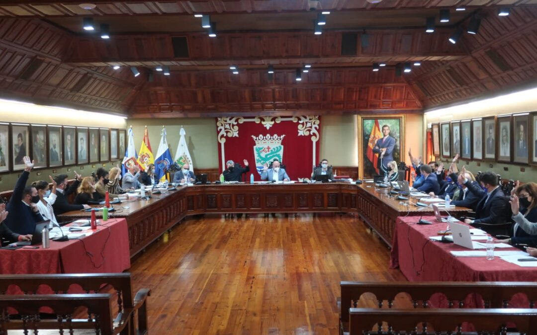 Puerto de la Cruz renueva su compromiso con el tejido empresarial local con una nueva línea de ayudas de medio millón de euros