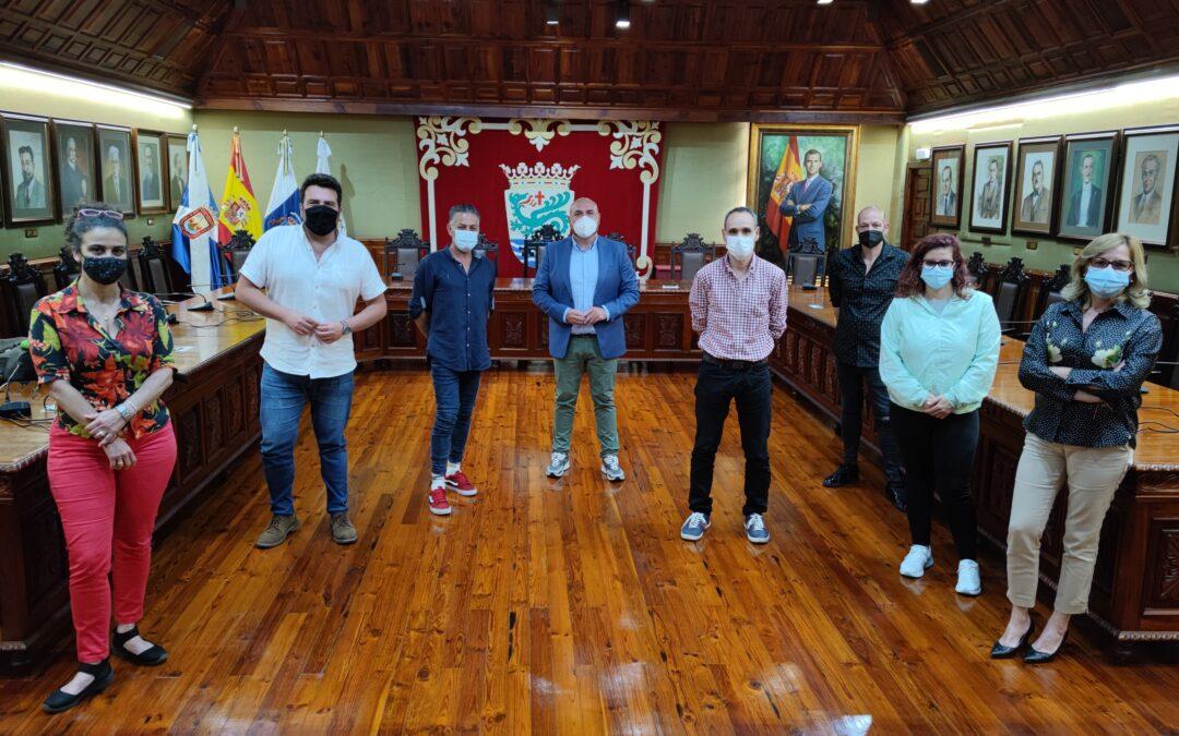 Puerto de la Cruz se llenará de flores y arte por sus Fiestas Patronales