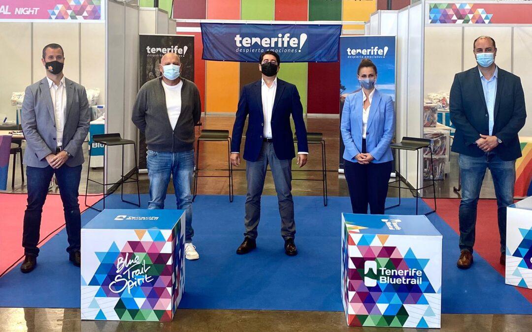La Tenerife Bluetrail tendrá por primera vez geolocalizados a todos los corredores