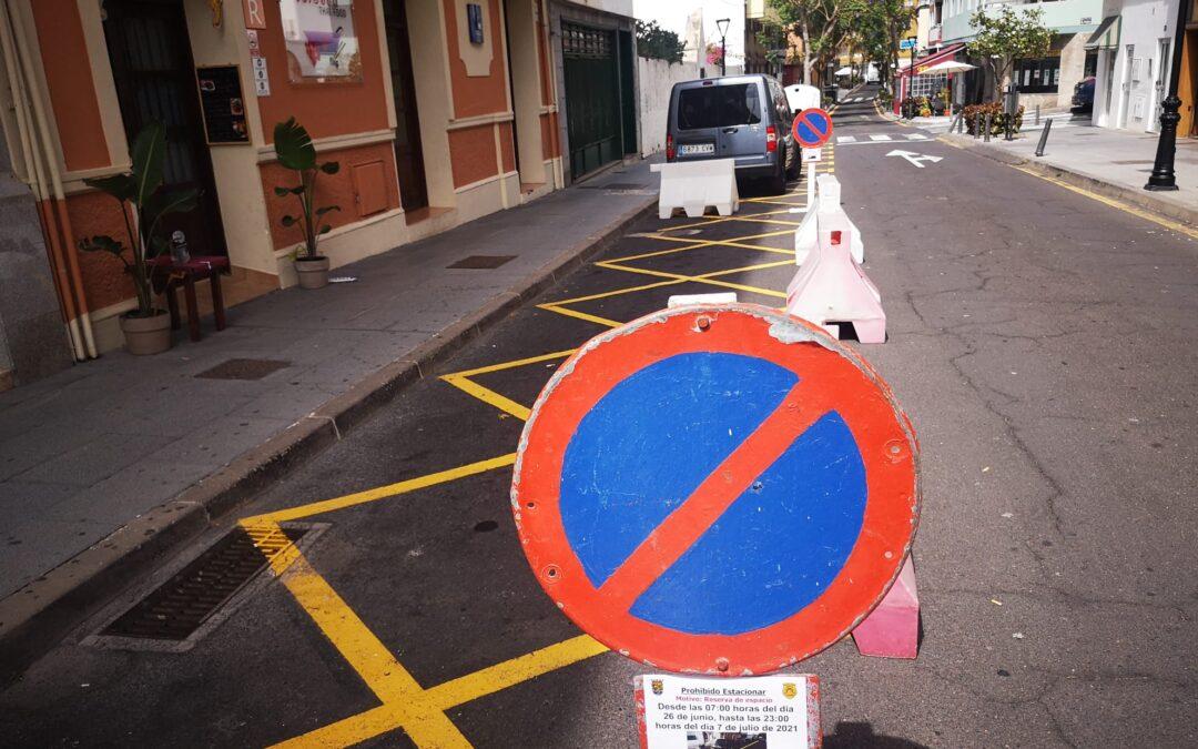 El Ayuntamiento autoriza de nuevo las terrazas exprés