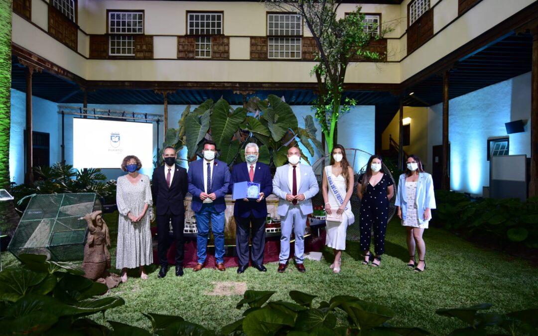 El Instituto de Estudios Hispánicos pregona las Grandes Fiestas de Julio