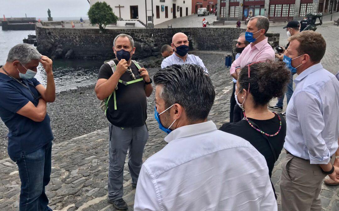 Puerto de la Cruz incluye en su programa de fiestas la Ruta del Agua del municipio