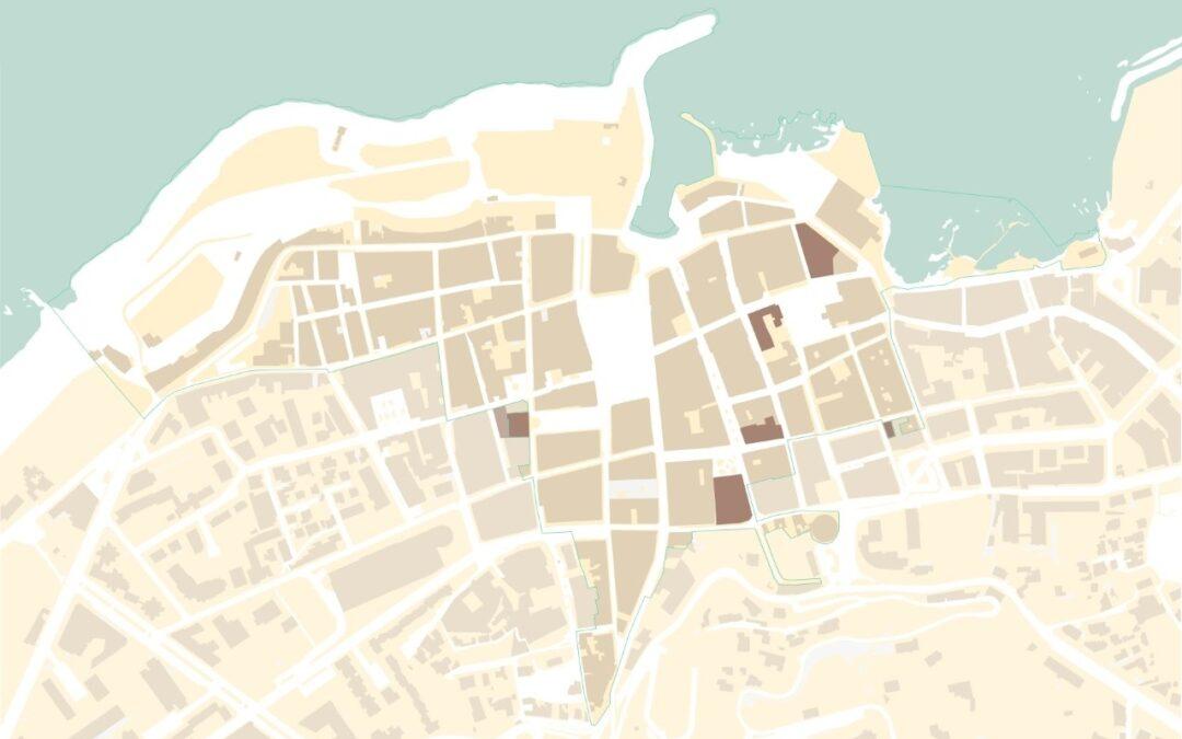 El área de Ciudad Sostenible protege el patrimonio histórico urbano portuense