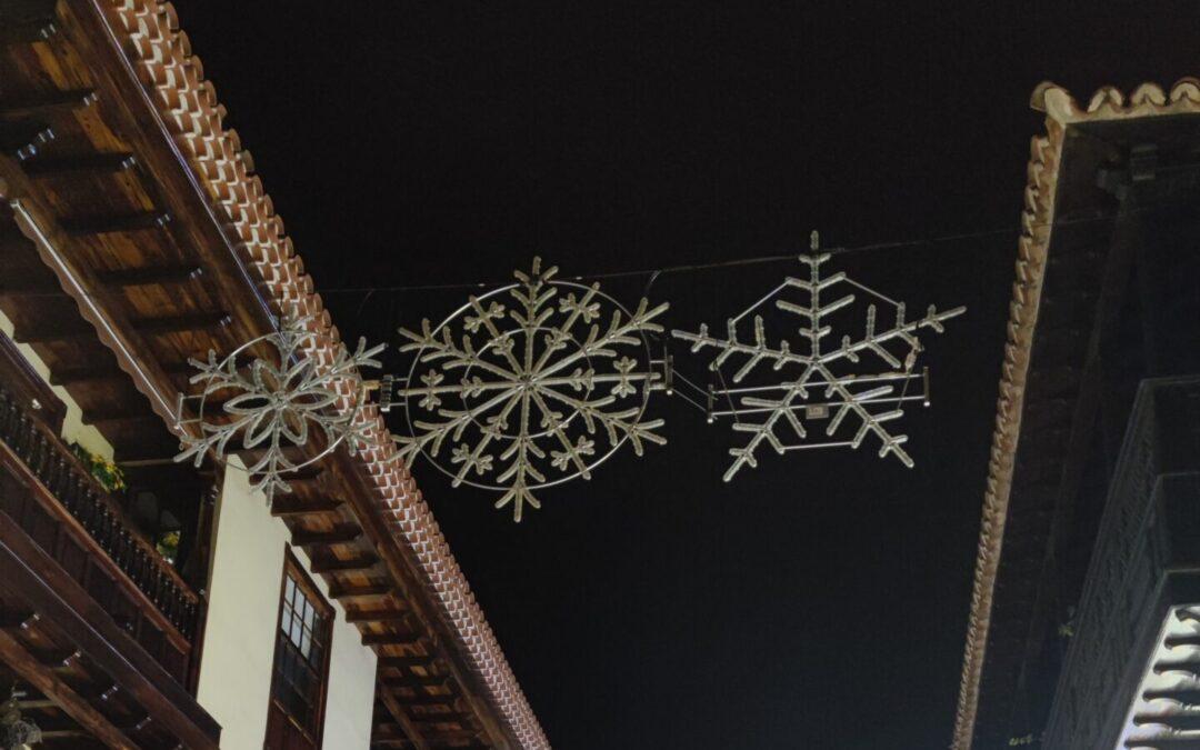 Puerto de la Cruz comienza a preparar la campaña de Navidad que dinamizará todo el municipio
