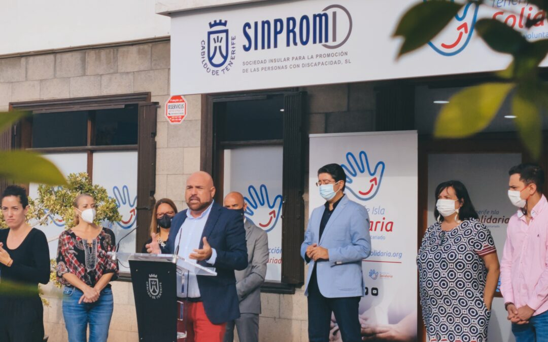 Puerto de la Cruz acoge una oficina insular de atención a entidades del tercer sector en Puerto de la Cruz