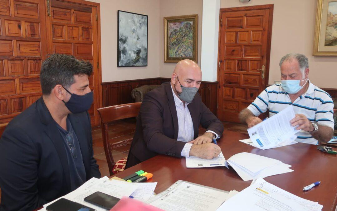 El Club Deportivo Vera recibirá una subvención de 20.000 euros para reparar los daños en la instalación