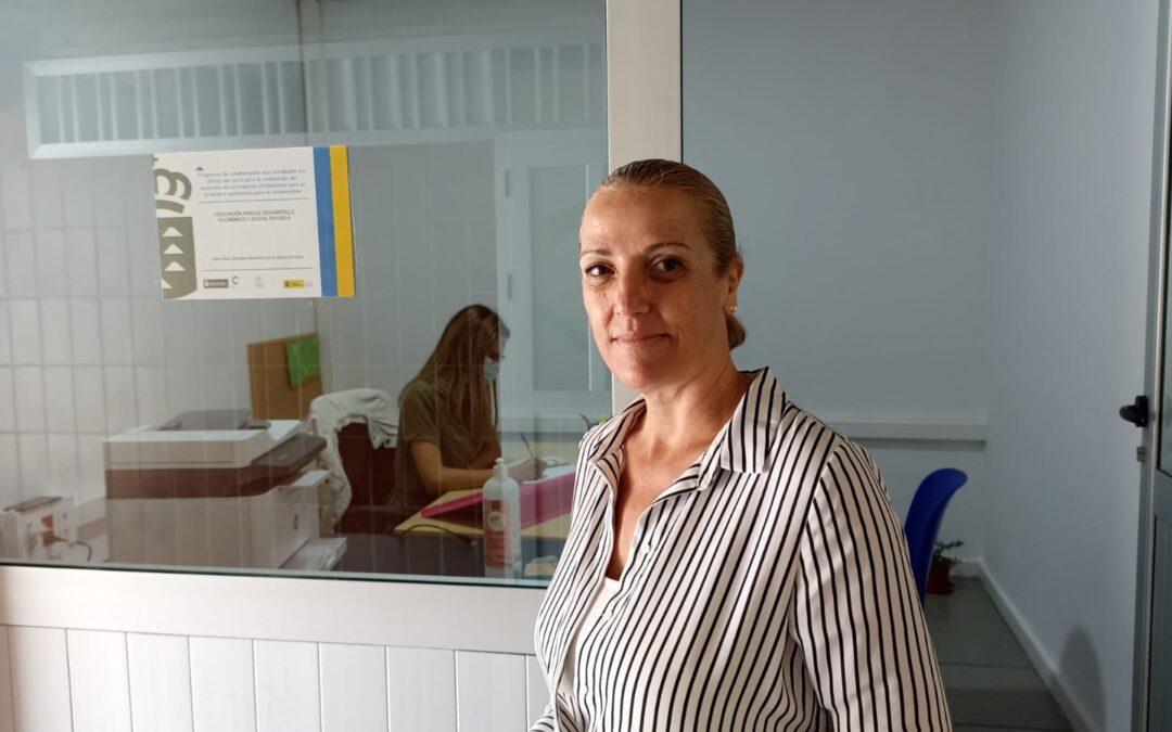 Inicia de nuevo el servicio de OPEA para personas desempleadas del Puerto de la Cruz